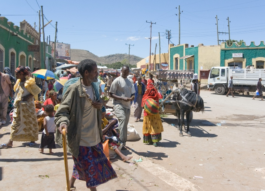 Market | Dire Dawa Ethiopia | Best City | Smart Town